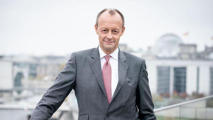 Friedrich Merz, Kandidat für den CDU-Parteivorsitz. Foto: Kay Nietfeld/dpa