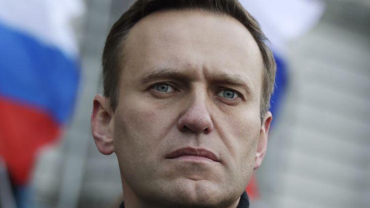 Nawalny geht davon aus, dass Putin persönlich den Anschlag auf ihn bewilligte.Der Kreml bestreitet das.