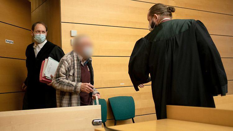 Zum Zeitpunkt der Tat sei der 92-Jährige schwer depressiv gewesen, so eine Psychiaterin vor Gericht.