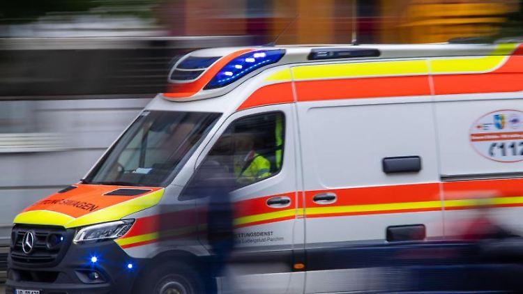 Tödlicher Verkehrsunfall Mecklenburg-Vorpommern