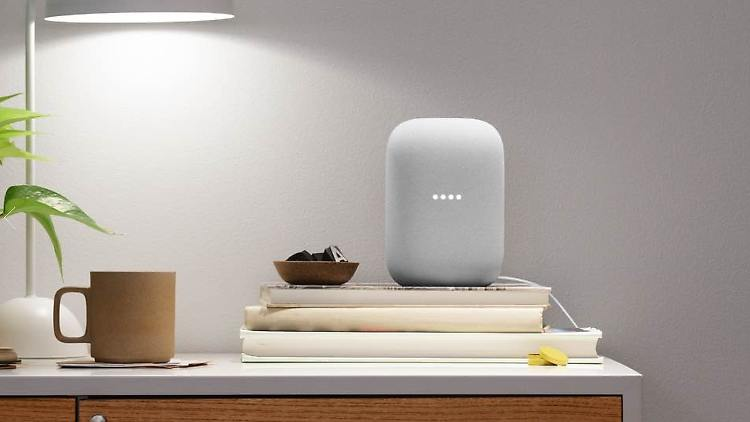 Die smarten Nest-Audio-Lautsprecher von Google gibt es in der Black Week günstiger.