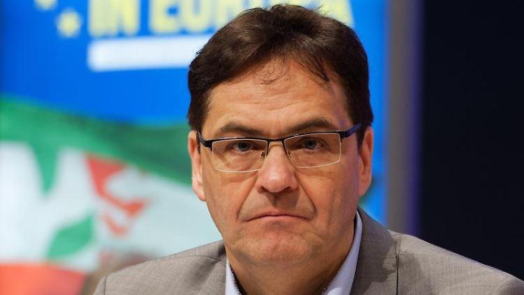 Peter Liese (CDU). Foto: Henning Kaiser/dpa/Archivbild