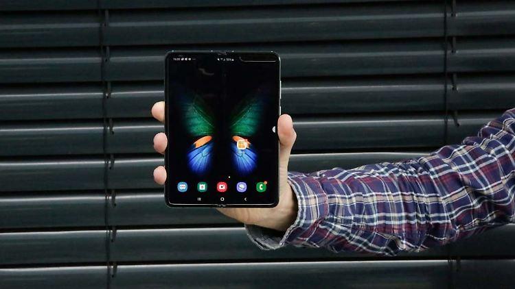 Black Friday Deal bei eBay: Samsung Galaxy Fold F907 5G 512GB