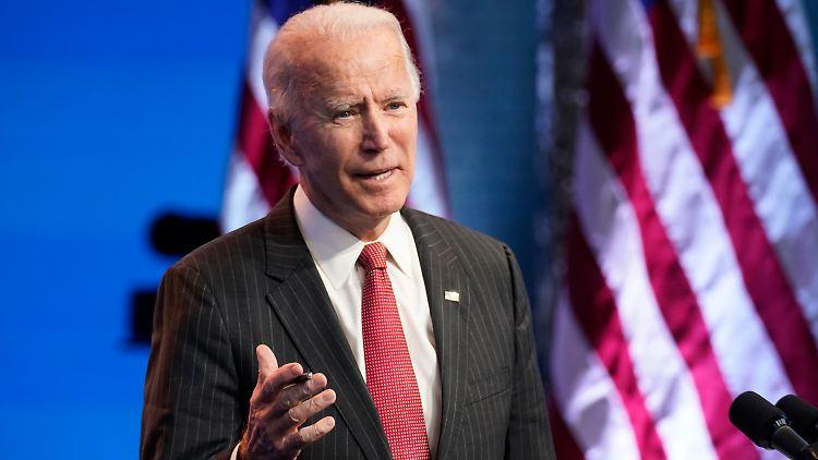 Wie geht es jetzt für den gewählten US-Präsidenten Biden weiter, nachdem er nun Zugang zur Regierungs-Infrastruktur bekommen hat?