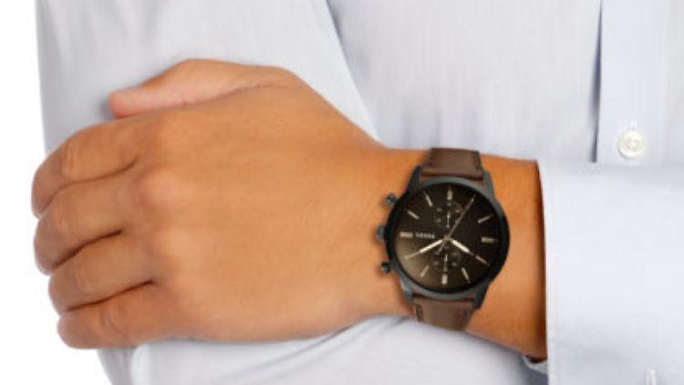 Stillvoller Auftritt mit der Smartwatch