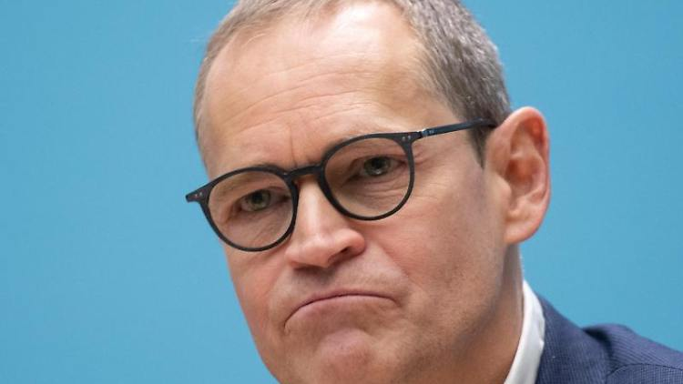 Michael Müller, Berlins Regierender Bürgermeister. Foto: Christophe Gateau/dpa