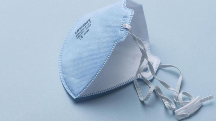 Eine Atemschutzmaske der Kategorie FFP2. Foto: Christian Beutler/KEYSTONE/dpa/Symbolbild/Archiv