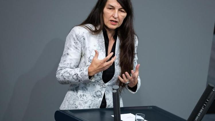 SPD-Bundestagsabgeordnete Kirsten Lühmann (SPD). Foto: Bernd von Jutrczenka/dpa/Archivbild