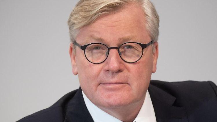 Bernd Althusmann (CDU), Wirtschaftsminister von Niedersachsen. Foto: Julian Stratenschulte/dpa/Archivbild