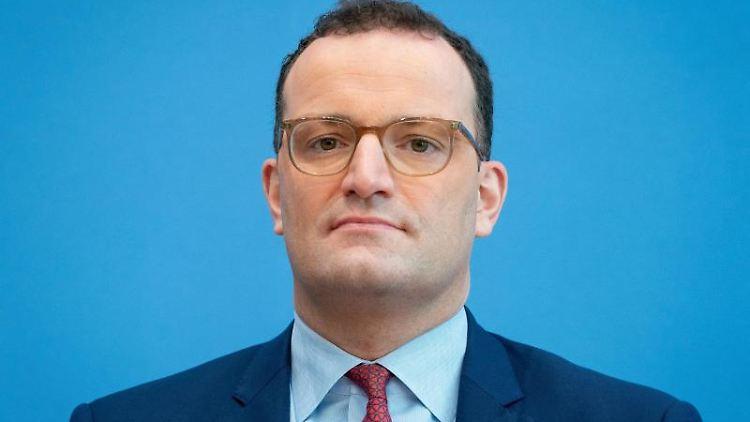 Jens Spahn (CDU), Bundesminister für Gesundheit. Foto: Kay Nietfeld/dpa-Pool/dpa/Archivbild