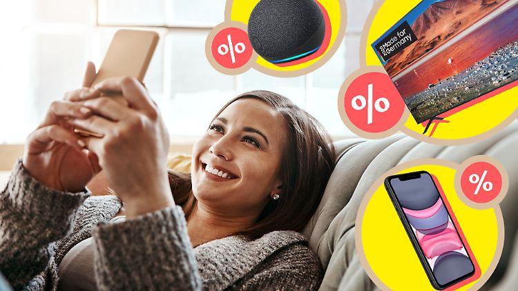 Am Cyber Monday sind die Preise für viele Produkte gefallen.