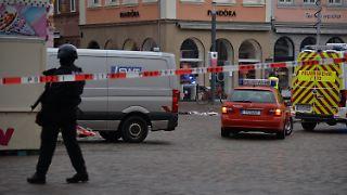 Nahe der Porta Nigra in der Innenstadt von Trier hat sich der Vorfall ereignet.