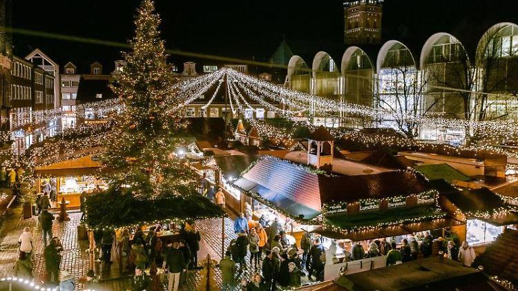 Weihnachtsmärkte Schleswig Holstein