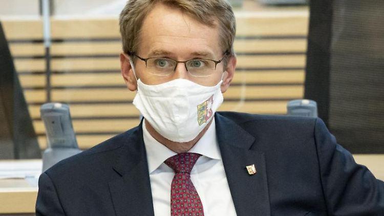 Daniel Günther, der Ministerpräsident von Schleswig-Holstein. Foto: Axel Heimken/dpa/Archivbild