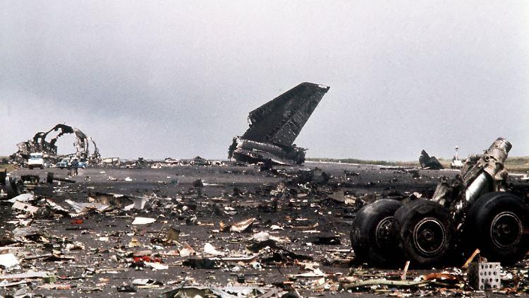 Flugzeugunglück Heute