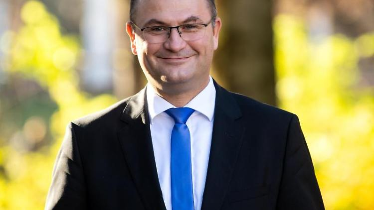 Albert Füracker (CSU), Finanzminister von Bayern. Foto: Sven Hoppe/dpa/Archivbild