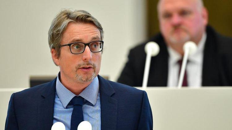 Björn Lüttmann (SPD). Foto: Soeren Stache/dpa-Zentralbild/dpa/Archivbild