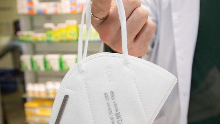Bayern: FFP2-Masken auch im normalen Einzelhandel ...