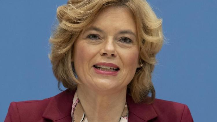 Julia Klöckner, CDU-Landesvorsitzende in Rheinland-Pfalz. Foto: Michael Sohn/POOL AP/dpa/Archivbild