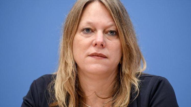 Maike Schaefer (Die Grünen), Senatorin für Klimaschutz, Umwelt, Mobilität, Stadtentwicklung und Wohnungsbau. Foto: Britta Pedersen/dpa-Zentralbild/dpa/Archivbild