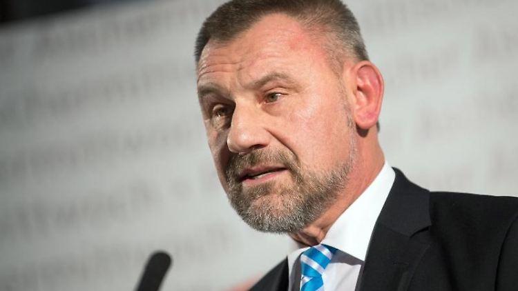Marko Schiemann (CDU), Mitglied des Sächsischen Landtages. Foto: Monika Skolimowska/dpa-Zentralbild/ZB/Archivbild