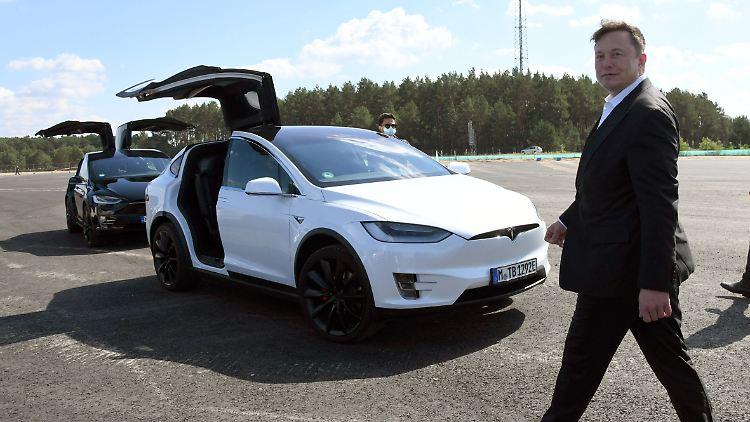 Tesla trumpft weiter als Innovationsmotor auf