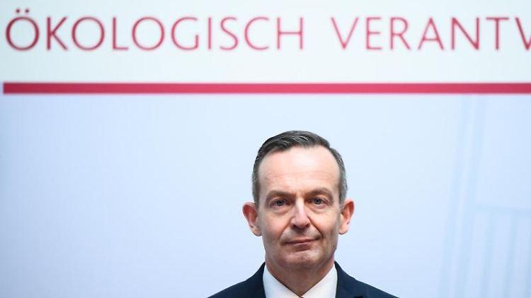 Volker Wissing (FDP), Wirtschaftsminister in Rheinland-Pfalz. Foto: Andreas Arnold/dpa/Archivbild