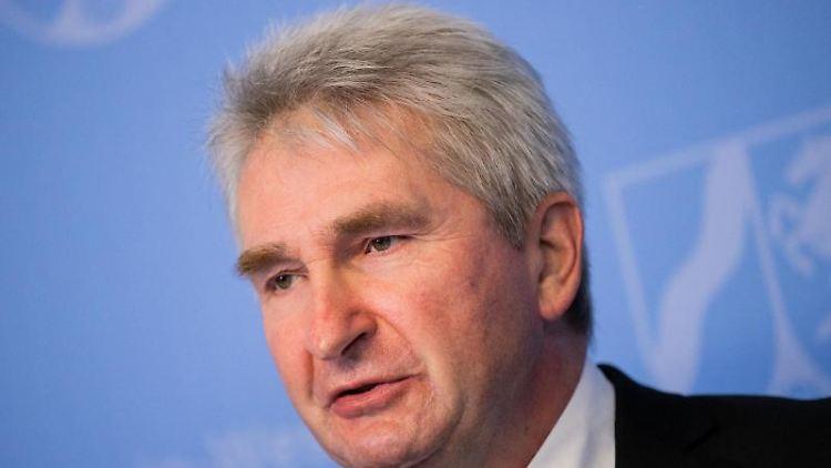 Andreas Pinkwart (FDP), Vorsitzender der Wirtschaftsministerkonferenz. Foto: Rolf Vennenbernd/dpa