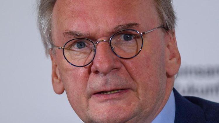 Reiner Haseloff (CDU), Ministerpräsident des Landes Sachsen-Anhalt. Foto: Klaus-Dietmar Gabbert/dpa-Zentralbild/ZB