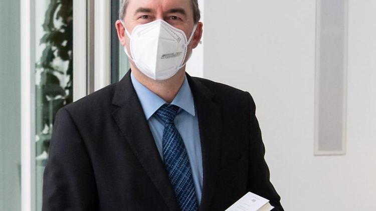 Hubert Aiwanger (Freie Wähler), Wirtschaftsminister von Bayern. Foto: Sven Hoppe/dpa-pool/dpa
