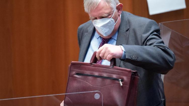 Karl-Josef Laumann (CDU), Gesundheitsminister von Nordrhein-Westfalen. Foto: Federico Gambarini/dpa