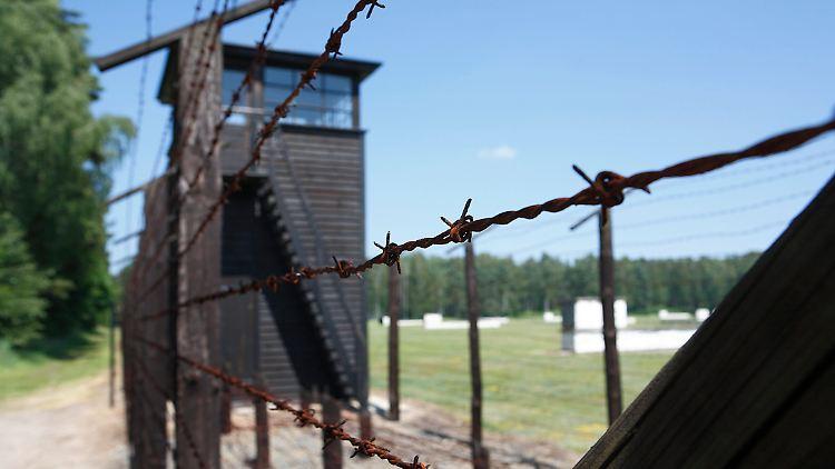 Die Frau war Schreibkraft des deutschen Konzentrationslagers Stutthof bei Danzig.
