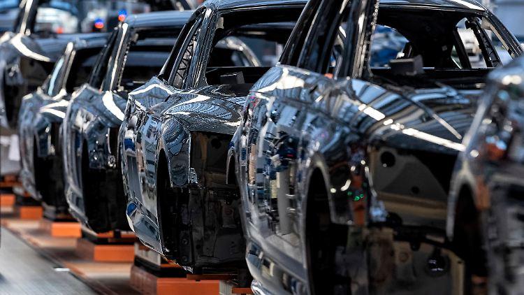 Autobauer können noch produzieren
