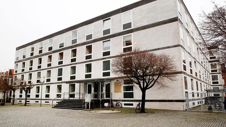Das Gebäude des Oberverwaltungsgerichts NRW, in dem sich auch der NRW Verfassungsgerichtshof befindet. Foto: Roland Weihrauch/dpa/Archivbild