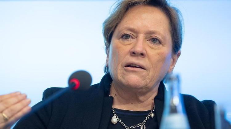 Baden-Württembergs Kultusministerin Susanne Eisenmann (CDU). Foto: Sebastian Gollnow/dpa