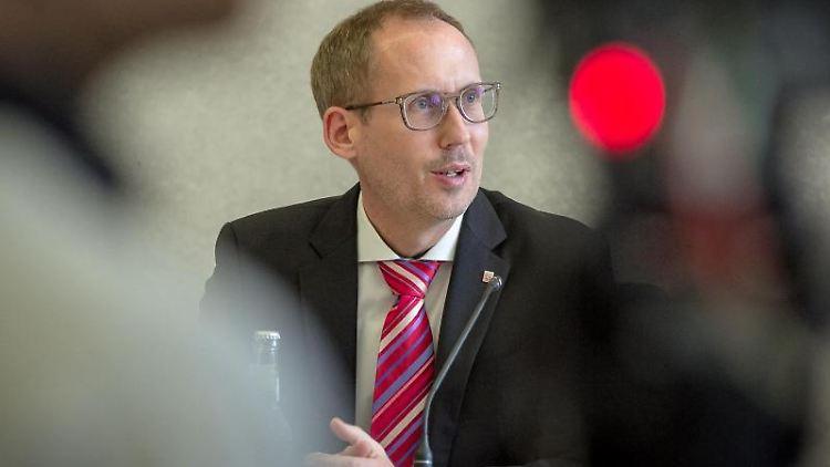 Der hessische Sozialminister Kai Klose (Grüne). Foto: Malte Glotz/VRM/dpa/Archivbild