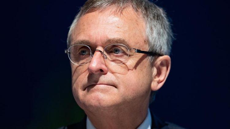 Gerald Quitterer, Präsident der Bayerischen Landesärztekammer. Foto: Guido Kirchner/dpa/Archivbild