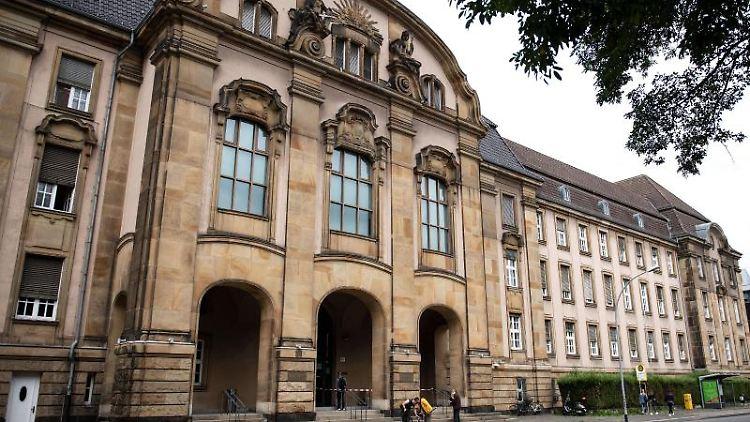 Das Landgericht, das zugleich auch Sitz des Amtsgericht ist. Foto: Marius Becker/dpa