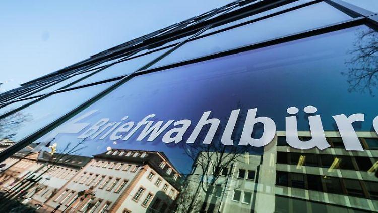 Mainz Briefwahl
