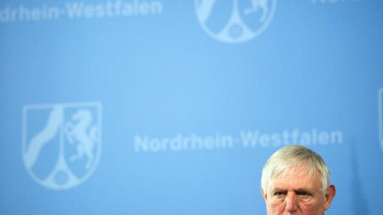 Karl-Josef Laumann, der Gesundheitsminister von Nordrhein-Westfalen. Foto: Federico Gambarini/dpa-Pool/dpa/Archivbild