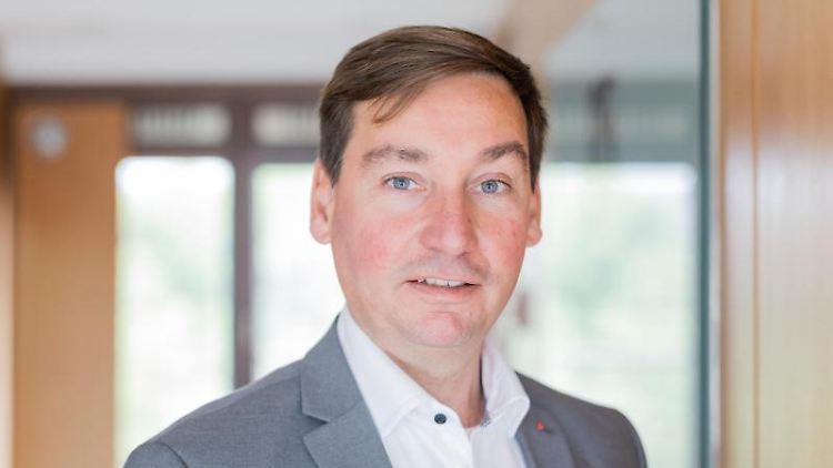 Sebastian Hartmann, scheidender Vorsitzender der nordrhein-westfälischen SPD. Foto: Rolf Vennenbernd/dpa