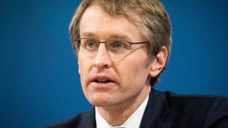 Daniel Günther (CDU), Ministerpräsident von Schleswig-Holstein. Foto: Christian Charisius/dpa/Archivbild