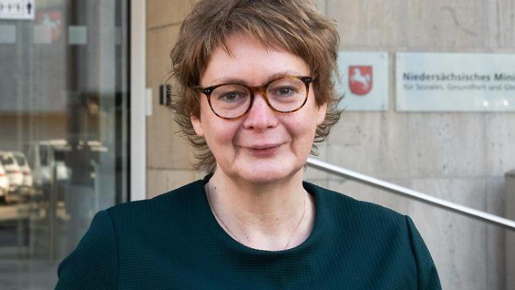 Daniela Behrens (SPD), Gleichstellungsministerin in Niedersachsen. Foto: Julian Stratenschulte/dpa