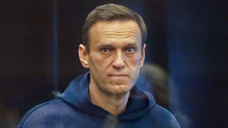 Nawalnys Gesundheitszustand im Straflager besorgt sein Umfeld.