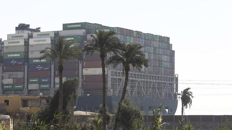 Hamburg Containerschiff