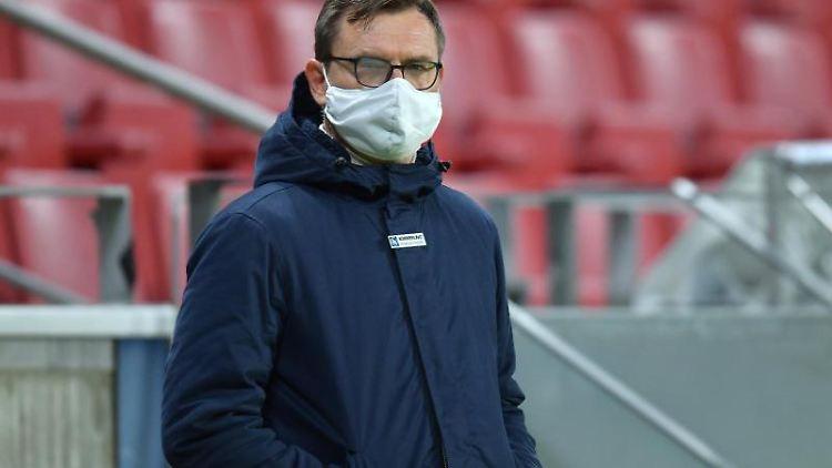 Stefan Hofmann, Vereinsvorsitzender von Mainz 05. Foto: Torsten Silz/dpa/Archivbild