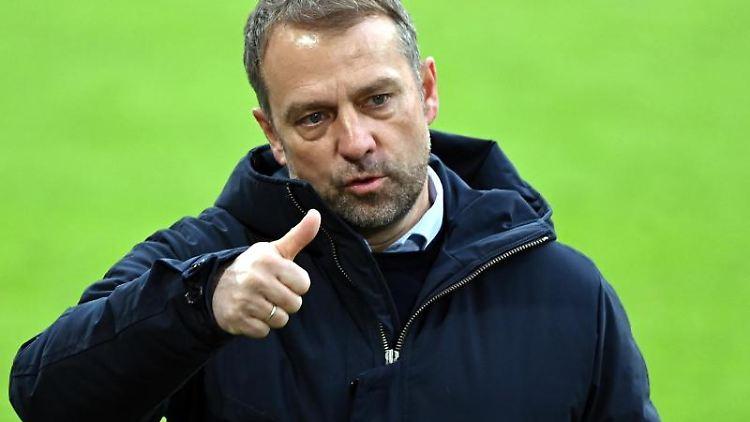 Münchens Trainer Hans-Dieter