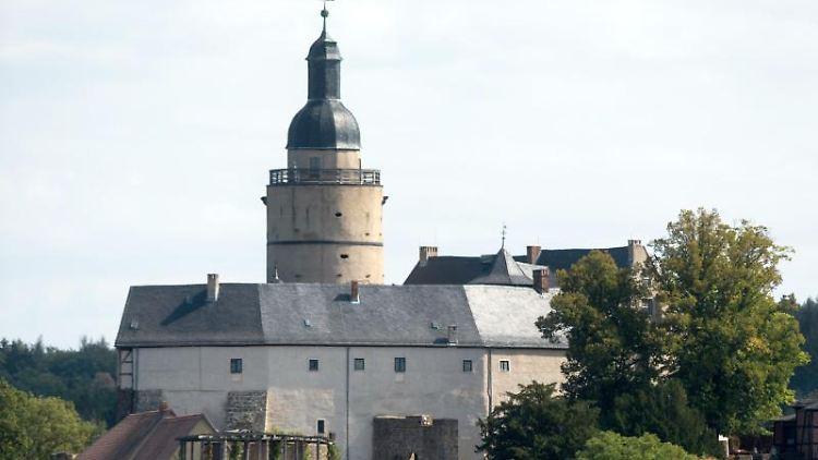 Die Burg Falkenstein im Südharz. Foto: Klaus-Dietmar Gabbert/dpa-Zentralbild/ZB/Archivbild