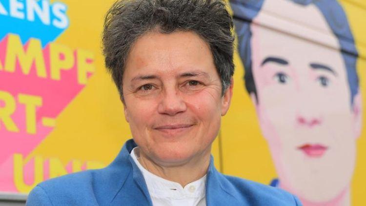 Lydia Hüskens, FDP-Spitzenkandidatin für die Landtagswahl in Sachsen-Anhalt. Foto: Peter Gercke/dpa-Zentralbild/dpa