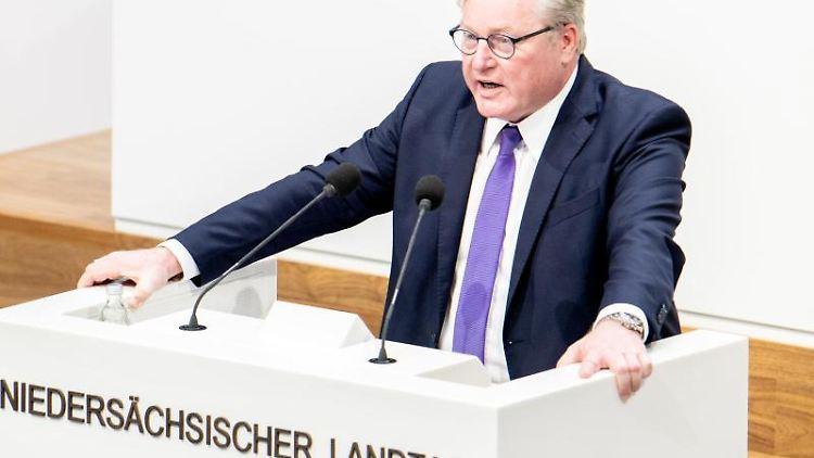 Bernd Althusmann (CDU), Wirtschaftsminister in Niedersachsen. Foto: Hauke-Christian Dittrich/dpa/Archivbild